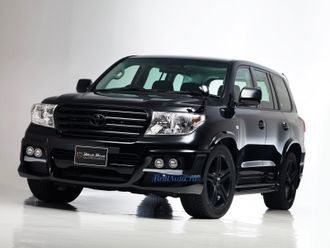 Обвес WALD BLACK BISON Toyota Land Cruiser 200 2007-2015