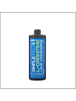 Жиросжигатель Sport Technology Nutrition Simple L-Carnitine 1000ml