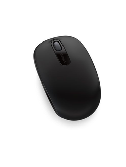 Мышь компьютерная Microsoft Mobile Mouse 1850 черный, 1000dpi