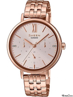 Часы Casio Sheen SHE-3064PG-4AUER