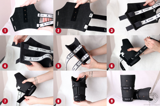 """Light"" Forearm Protectors SPES"