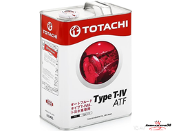 TOTACHI ATF TYPE T-IV 4л
