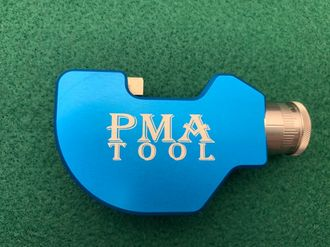 PMA Large Caliber (35-50cal) Model A Neck Turning Tool, точилка дульца гильз больших калибров