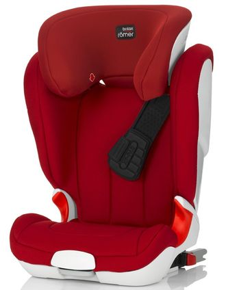 BRITAX ROEMER KidFix XP Flame Red
