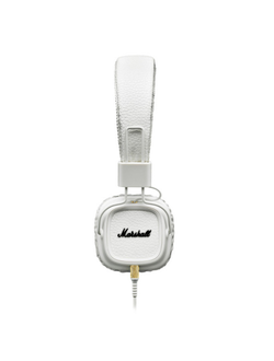 Marshall Major II White в soundwavestore-company.ru