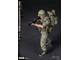Коллекционная фигурка 1/12 scale POCKET ELITE SERIES - ARMY 25th Infantry Division Private damtoys