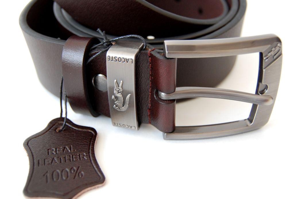 1202bcc6d511 Мужской ремень lacoste для джинс купить в Москве дешево
