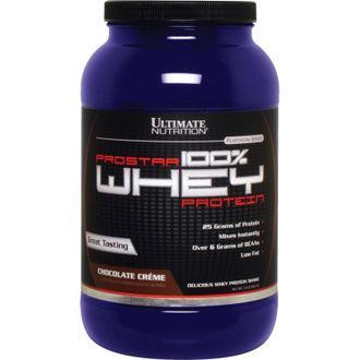 100 % Prostar Whey протеин Ultimate Nutrition 907 г