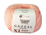 GAZZAL BABY COTTON XL 3412 персиковый
