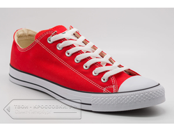 Кеды Converse All Star Red Low