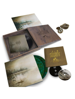 Solstafir - Berdreyminn WOOD BOX DELUXE