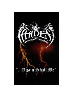 Hades - Again Shall Be Tape