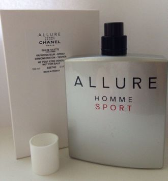 Тестер Chanel Allure Home Sport, объем 100 мл