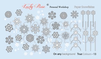 Lucky Rose  True Color 13