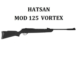 Купить винтовку Hatsan 125 Vortex https://namushke.com.ua/products/hatsan-125-vortex