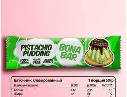 "Bona Diet - Bona Bar ""Фисташковый пудинг"""