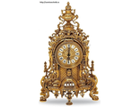 Часы настольные Stilars Gold-1 (desktop clock Stilars Gold-1)