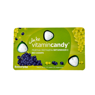 Jake Vitamin Candy Виноград