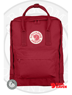Fjallraven Kanken Deep Red
