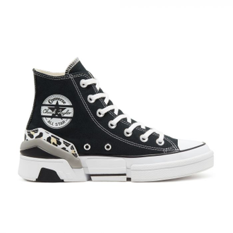 Кеды Converse Logo Play High Top черные