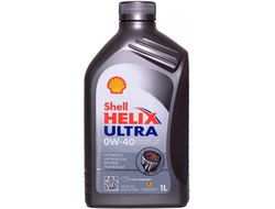 Shell Helix Ultra SAE 0W40 1л