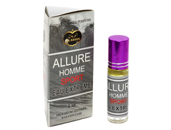 Арабские духи Al Rayan Allure homme sport 6ml