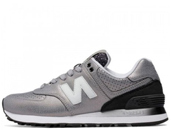 "Унисекс New Balance 574 ""Gradient Copper"" Pack Silver"