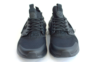 Мужские кроссовки Nike Air Huarache Ultra All Black