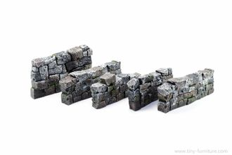 Stone walls (PAINTED)