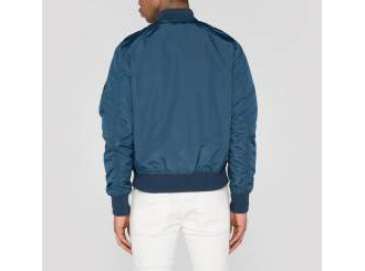 Куртка Alpha Industries MA-1TT Bold blue