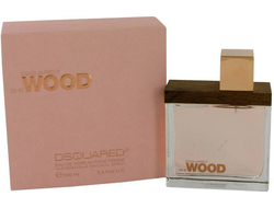 Женский Dsquared2 She Wood арт-1354
