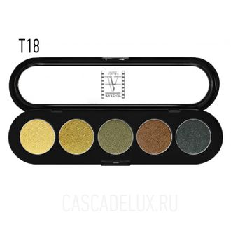 Тени для глаз Make-up Atelier Paris Т18