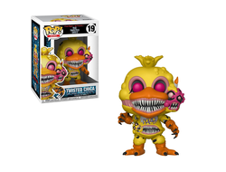 Купить Фигурку Funko Pop Фанко Поп Vinyl: Books: FNAF Twisted Chica