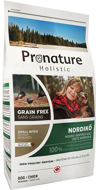 Pronature Holistic Grain Free NORDIKO   / ПРОНАТЮР Северная диета Полноценный корм для кошек Без зерна