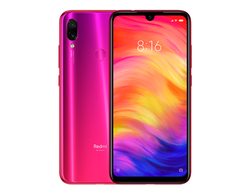 Xiaomi redmi note 7 6/64gb rose gold