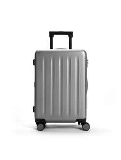 Чемодан Xiaomi 90 Points Luggage Bag Mi Trolley 20 дюймов чёрный