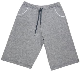 Бриджи для мальчика (Артикул 2128-362) цвет серый