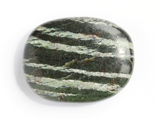 Хризотил, полировка плоская, Австралия (38*29*10 мм, 18 г) №16753