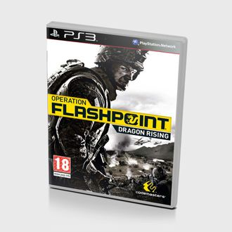 игра для ps3 Operation Flashpoint: Dragon Rising
