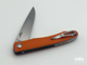 Нож складной Minimus X105 Satin G10 Orange