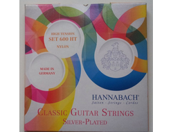 Hannabach 600HT Silver-Plated