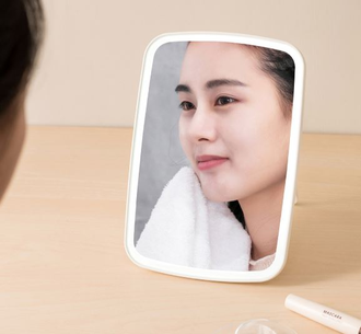 Зеркало Xiaomi Jordan&Judy Desktop LED Makeup Mirror