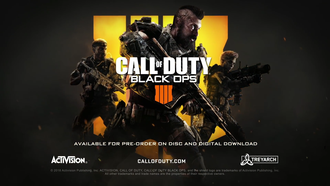 Call of Duty: Black Ops 4 Specialist Edition (Русская версия) Sony Playstation 4 (PS4)