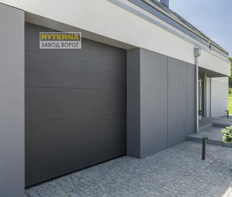 эксклюзивные гаражные ворота под заказ с установкой за 14 дней