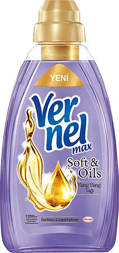Vernel Soft&oils 1200ml