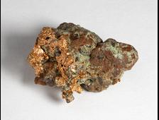 Медь самородная, США (27*22*14 мм, 7,5 г) №20087