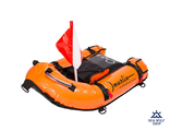 Буй лодка Marlin OASIS orange