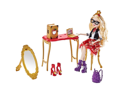 Эппл Вайт - Назад в школу / Ever After High Back-To-School Room to Study