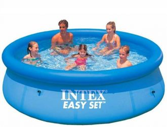 Бассейн INTEX круглый Easy Set Ocean Reef 305х76 см, артикул 28124/54900