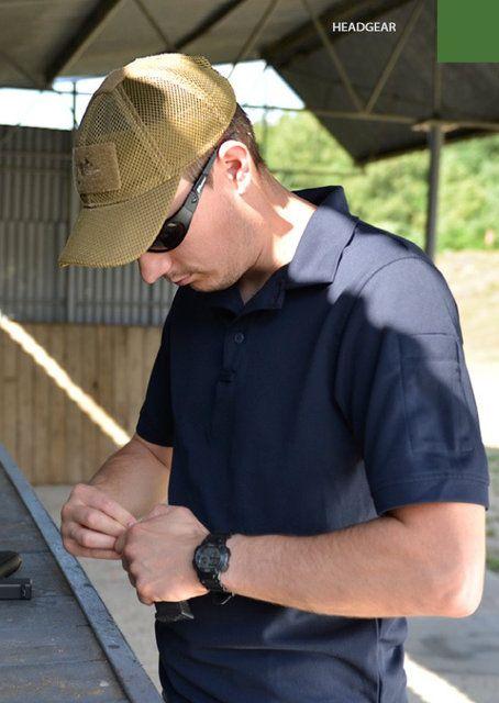 a3182668d1b Тактическая бейсболка Helikon-Tex BBC MESH Cap купить за 800 руб в ...
